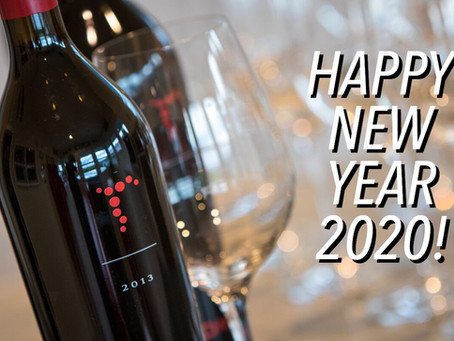 Happy New Year and cheers to a new decade!