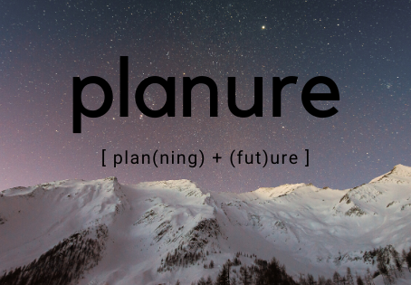 Planure: Planner you are, future awaits!
