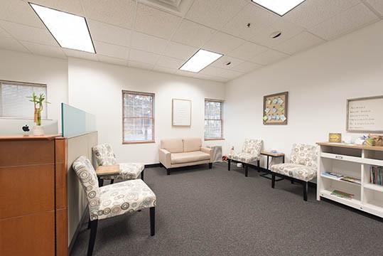 CoWorks at Vita Therapia - Waiting Room