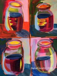 Four Ball Jars