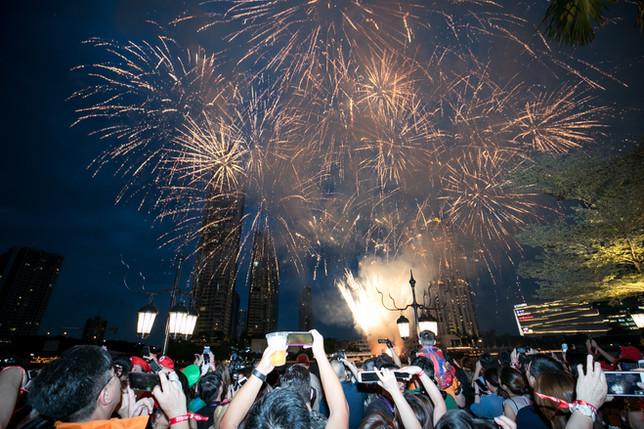 Bangkok - Riverside Extravaganza