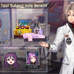 [Preview] Preview for Test Subject Vote Benefit