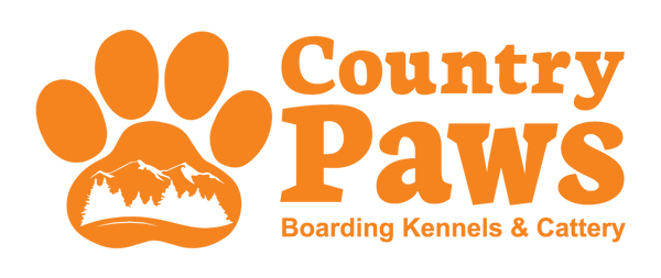 Country Paws Boarding kennels Christchurch Logo