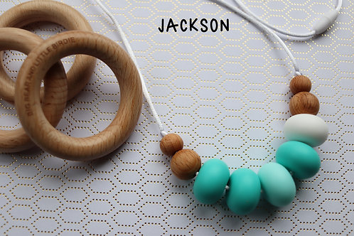 Teething Necklace - Jackson