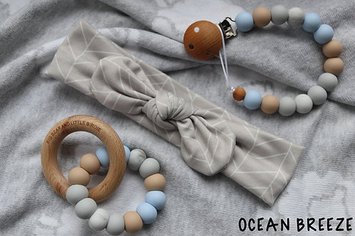 Ocean Breeze Baby Gift Set