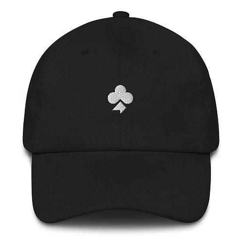 4 of clubs - Baseball Hat