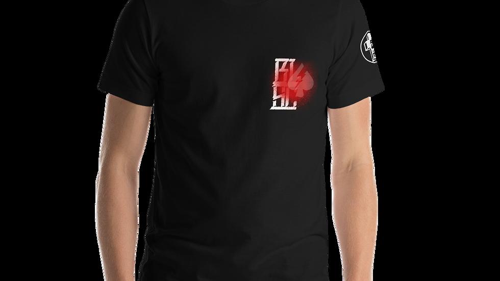BLSC Burst Short-Sleeve Unisex T-Shirt