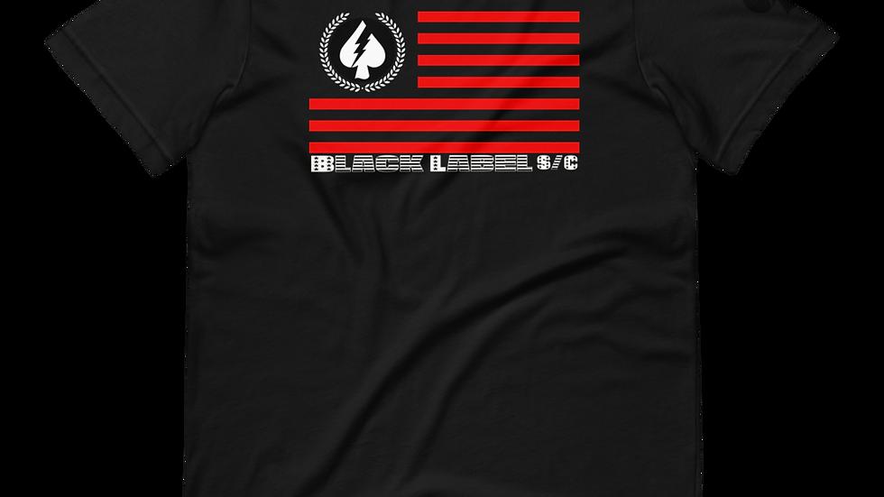 BLSC Spade Flag