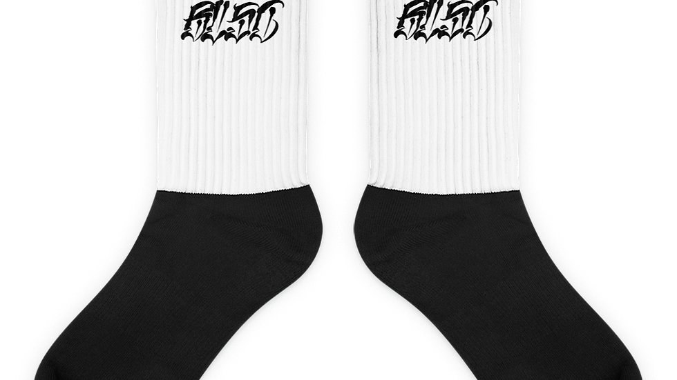 Dirty BLSC socks