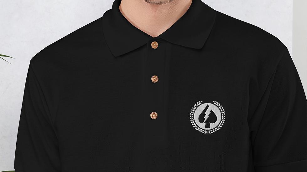 Spade Stamp Polo Shirt