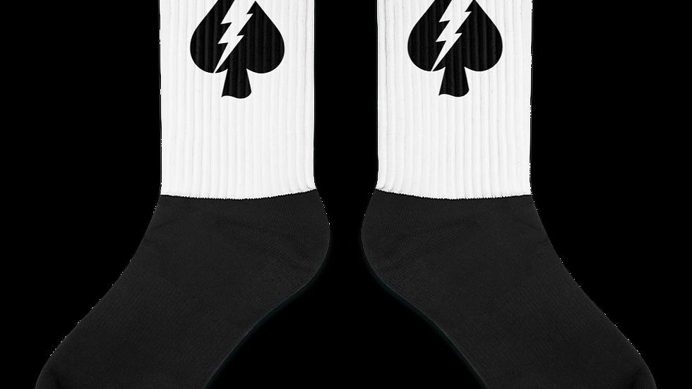 Big Spade socks