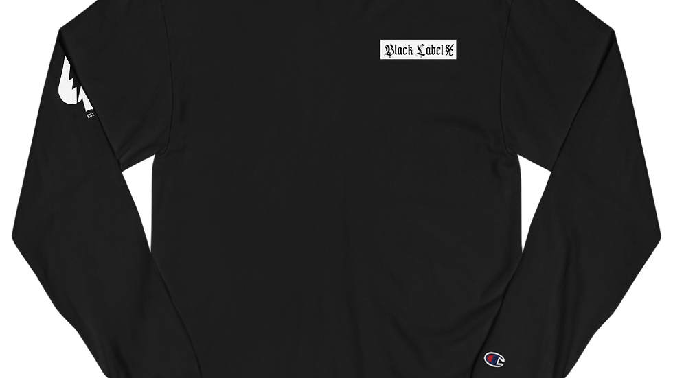 Men's Champion Long Sleeve Shirt