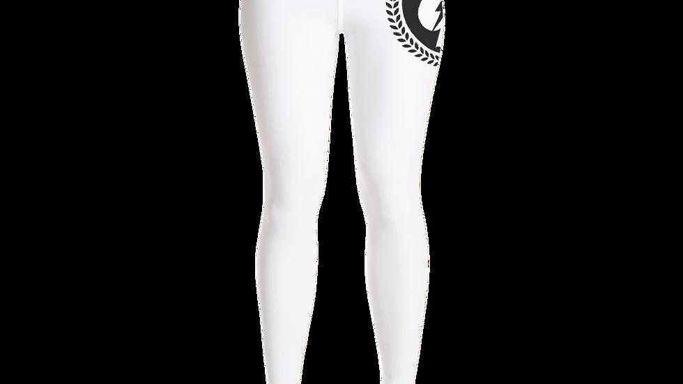 Yoga Spade Stamp Leggings