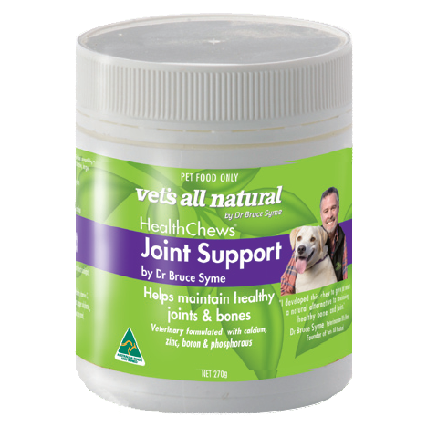Vet's All Natural Health Chews Joint Support
