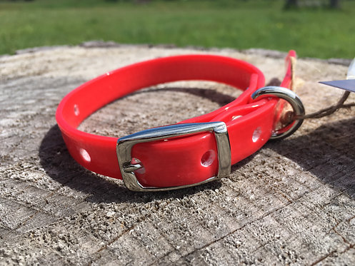 Dog Collar - Red