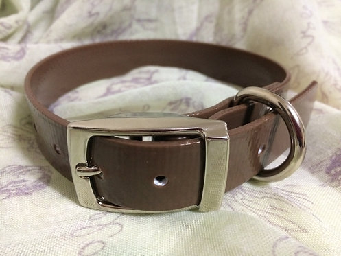 Dog Collar - Brown