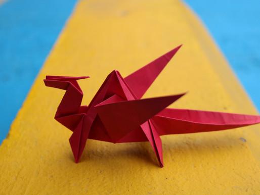 Mathematics of Origami