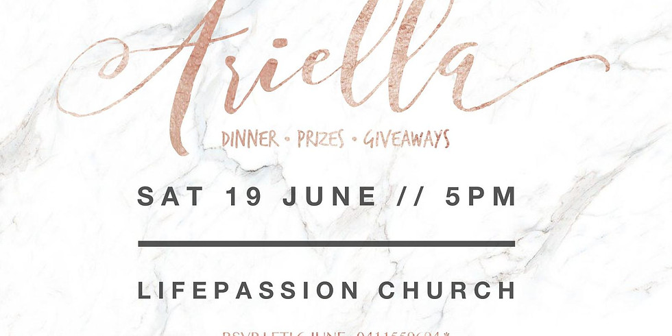 Ariella Women's Gathering