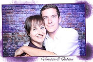 Brautpaar Fotobox