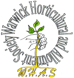 Warwick Horticoltrial allotment society Logo