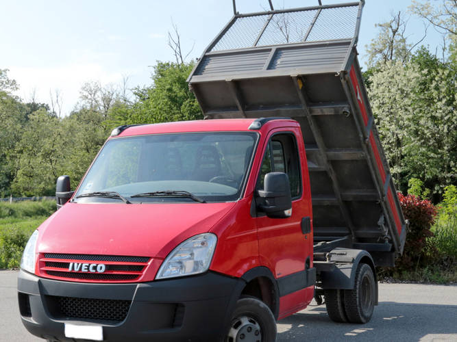 Iveco Daily Ribaltabile