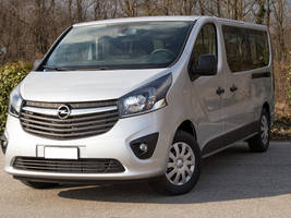 Opel Vivaro 9 posti