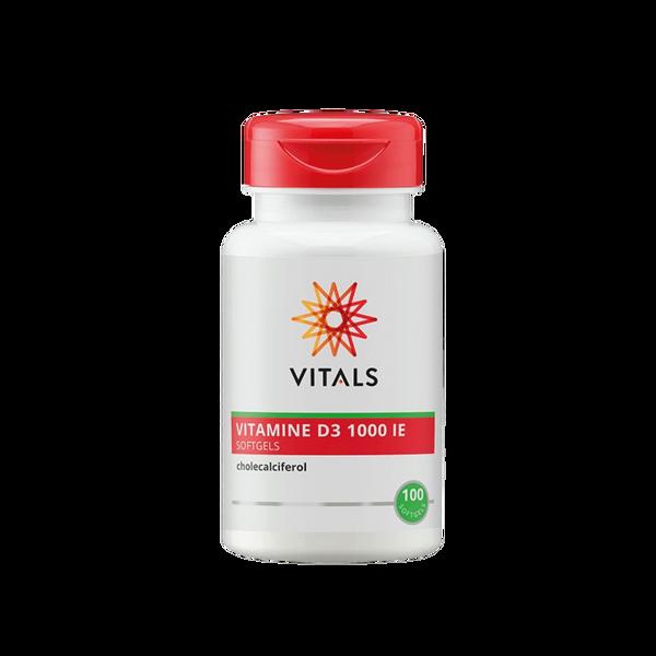 Vitals vitamine D3
