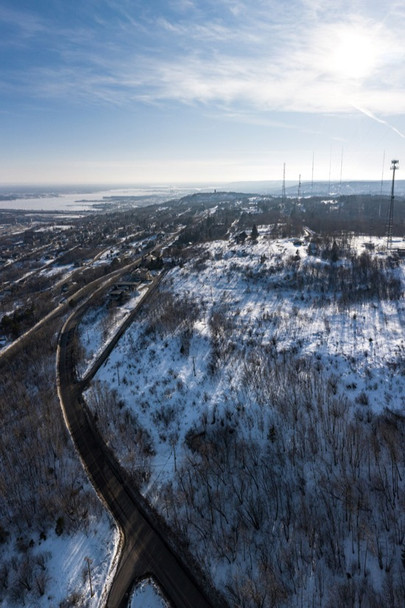 Duluth's Hills and St. Louis River