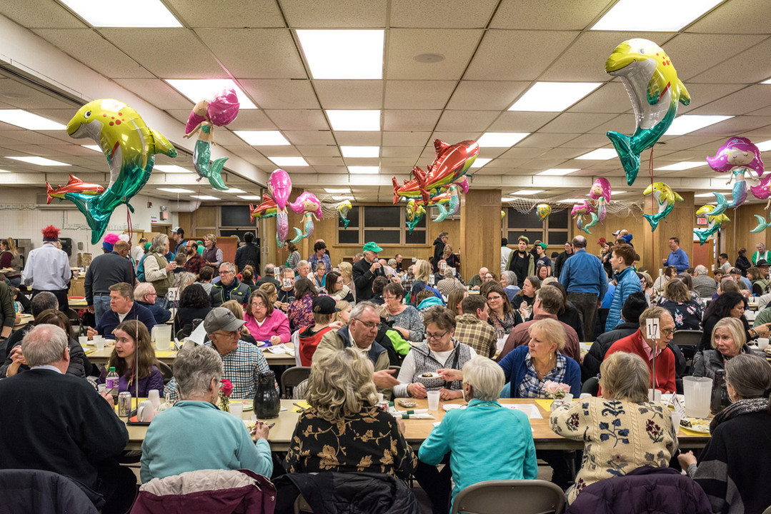 St. Albert the Great Lent Fish Fry