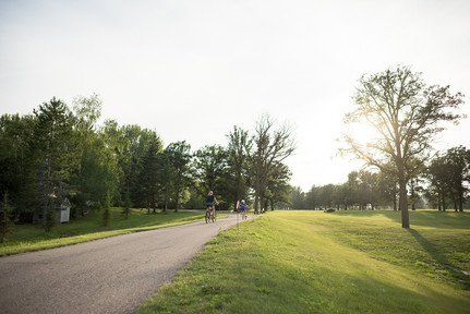Roseau, Minnesota Bike Trails