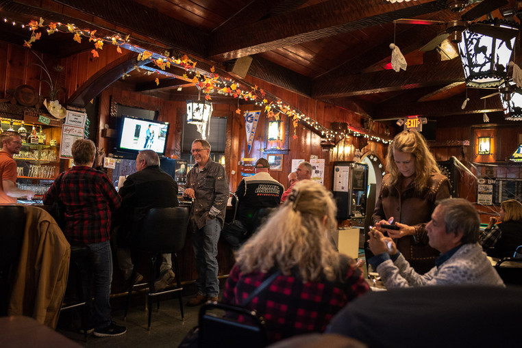 Northwoods Bar at Gateway Lodge