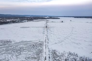 St. Louis River - Visit Duluth Aerial