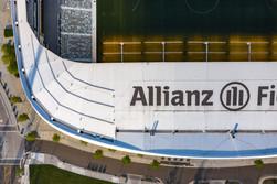 Allianz Field Aerial
