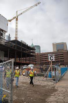 Wells Fargo Construction Crews