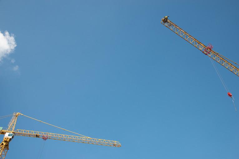 Cranes Minneapolis