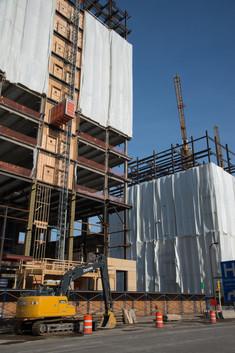 Wells Fargo Towers Minneapolis Construction