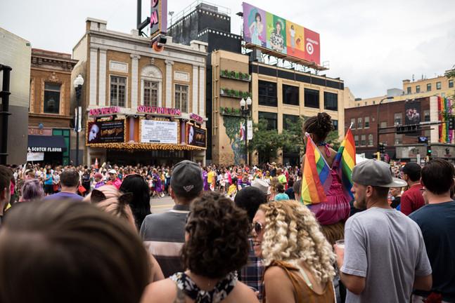 Twin Cities Gay Pride Parade