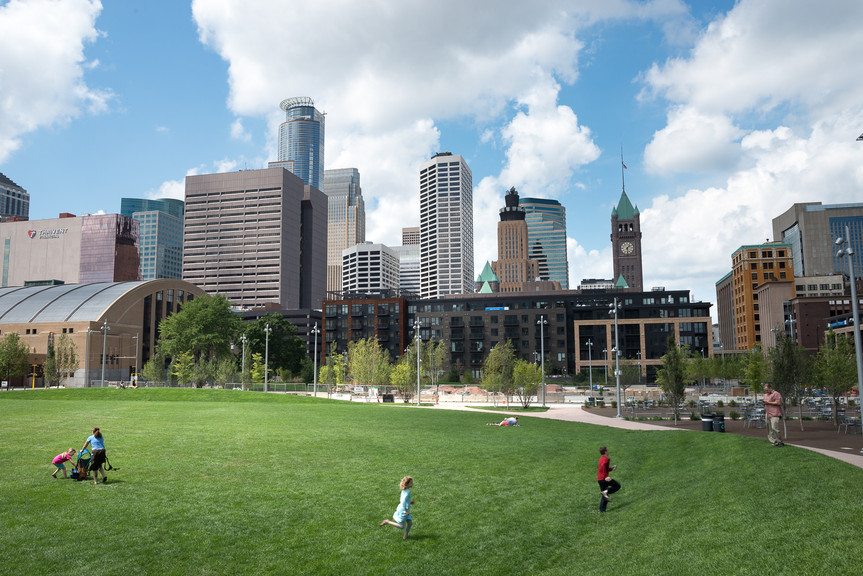 The Commons Minneapolis  Downtown East Project