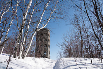 Enger Tower in Winter