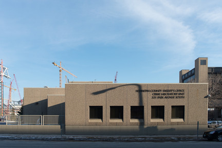 Hennepin County Medical Examiner Building