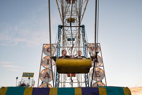 Vilas County Fair Ferris Wheel