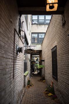 St. Paul Alley