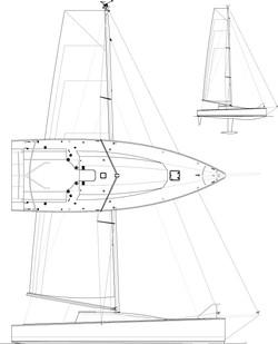 Marin40' MK3