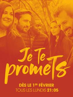 Je te promets, série TF1 de Marilou Berry