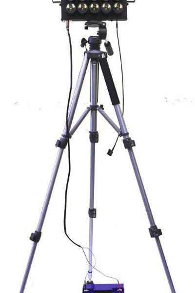 """2D 5x5 """"Svetliachok"""" Projector"""