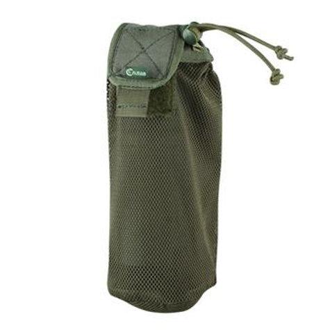 SPLAV MOLLE Folding Water Bottle Pouch OD/BLK