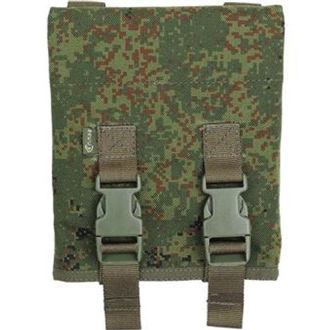 SPLAV MOLLE Infantry Shovel Pouch OD/BLK/EMR/WDLND