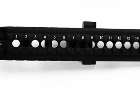 B-51 Hinge-Mounted PKM Optics Rail