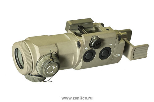 """Perst-4P """"Desert"""" IR and Red Visible Laser Module"""