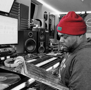 DJ Rocswell Studio Session oct 17 diggin